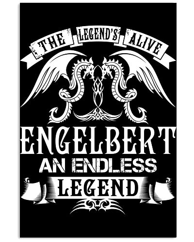 ENGELBERT - Legend Alive Name Shirts