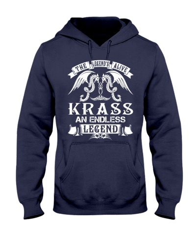KRASS - Legend Alive Name Shirts