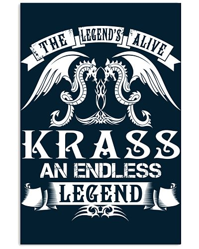 KRASS - Legend Alive Name Shirts