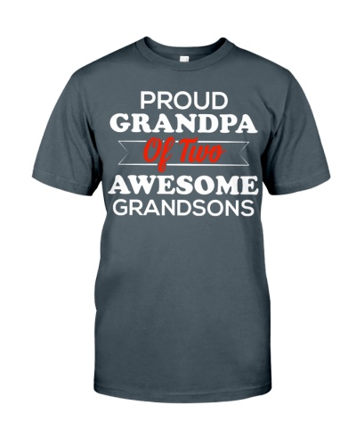 Proud Grandpa of Two Awesome Grandsons