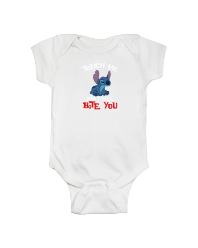Touch Me And I Will Bite You Lilo And Stitch Shirt