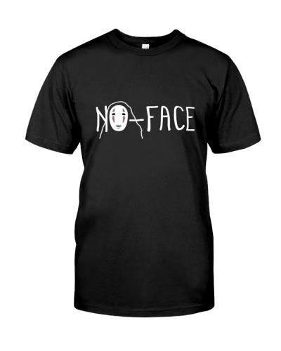 No Face Spirited Away