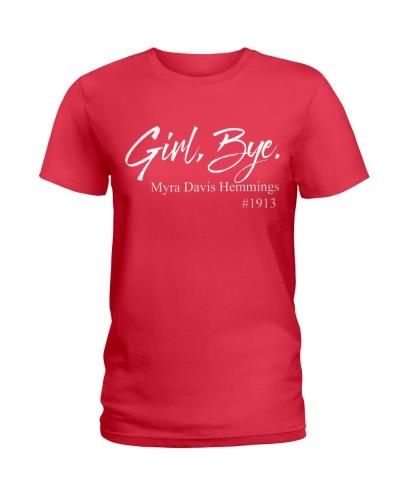 DST Girl Bye