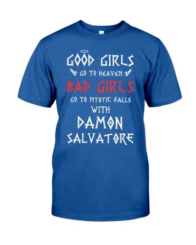 Bad girl with Damon