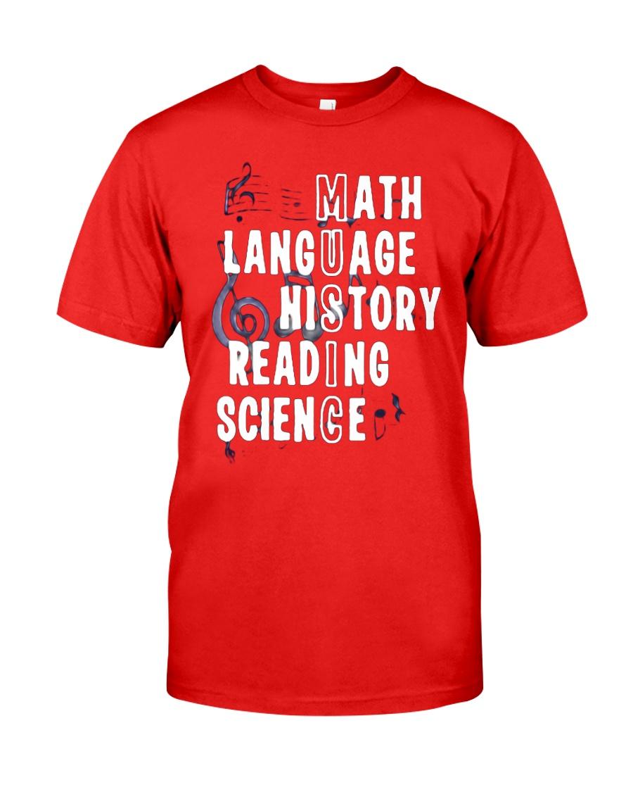 Music Teacher Shirt Music Teacher Unisex Tshirt