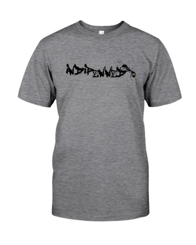 'Indi-Penned-Ant' - do hiphop 2018 Apparel Range B