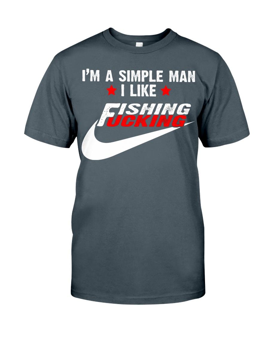 Fishing And Fuvking Unisex Tshirt