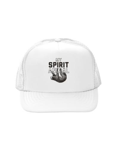 SLOTH IS MY SPIRIT ANIMAL TSHIRT