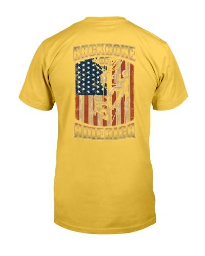 Lineman- Backbone Of America