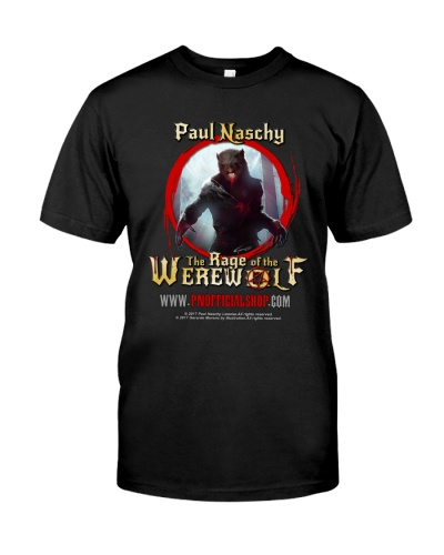 Paul Naschy Logo Art 2