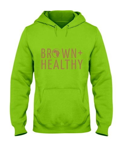 Brown and Healthy Gear