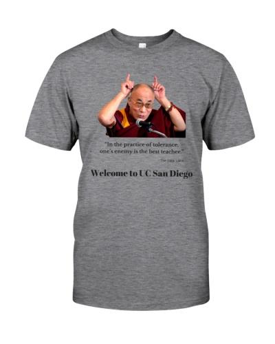 Welcome to UC San Diego Dalai Lama