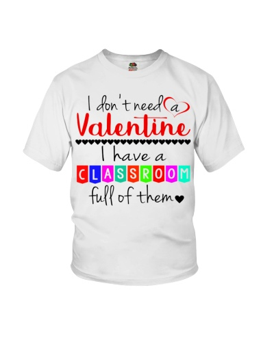 I HAVE A CLASSROOM FULL OF VALENTINE