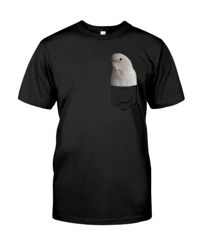 Goffin Cockatoo In Pocket