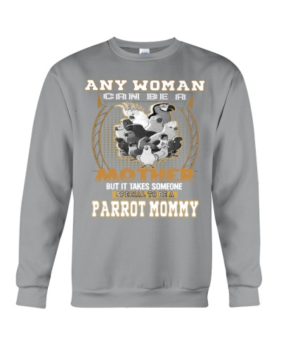 Parrots Mommy