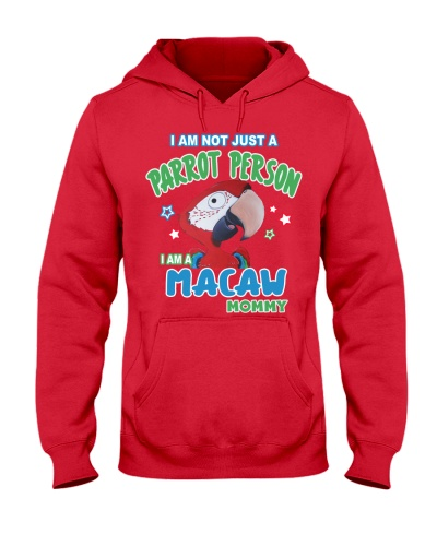 Macaw Mommy Lover