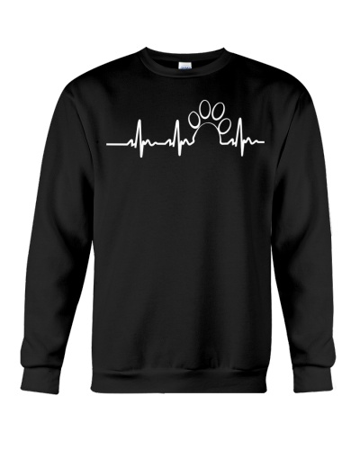 Heartbeat in Dogs Tshirt