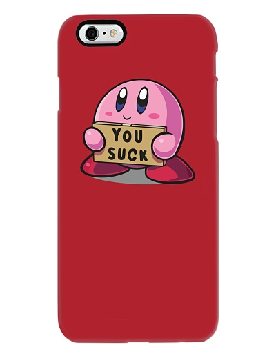Kirby Says You Suck
