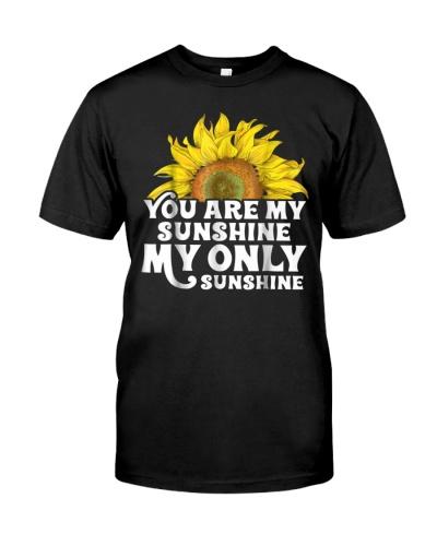 Sunflower You are my sunshine My only Sunshine