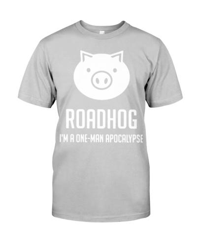Overwatch Roadhog  Mens Premium TShirt
