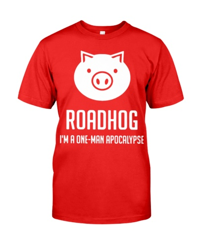 Overwatch Roadhog  Mens Premium TShirt