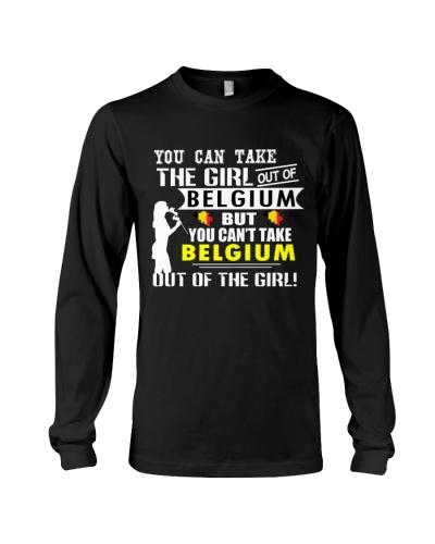 BELGIUM TSHIRT