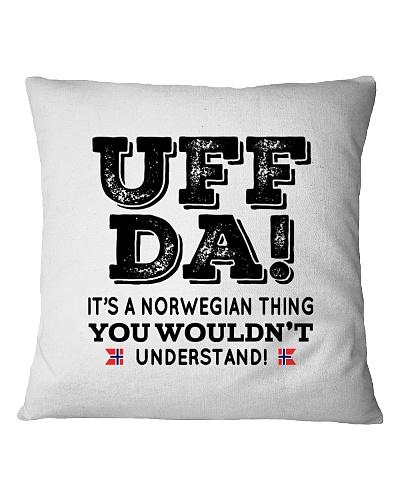 UFF DA NORWEGIAN THING