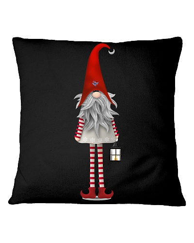 CUTE NORWEGIAN NISSE FLAG