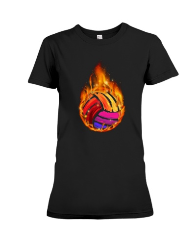 volleyball-fire-tshirt