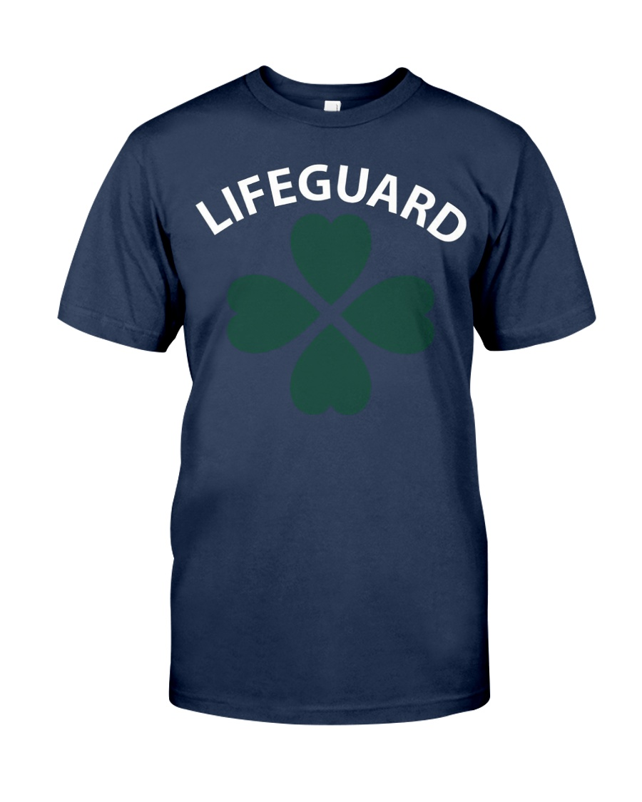 Lifeguard St Patricks Day Irish March 17th T Shirt Unisex Tshirt
