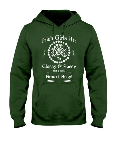 Irish Girls Smart Assy