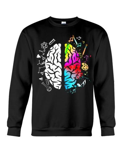 Art Teacher brain cool t shirt