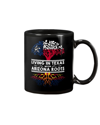 LIVING IN TEXAS WITH ARIZONA ROOTS