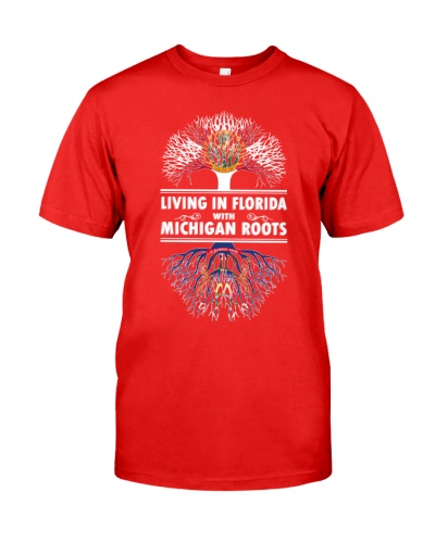 LIVING IN FLORIDA WITH MICHIGAN ROOTS