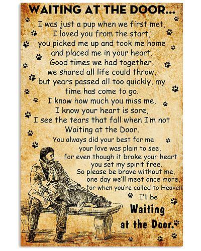 I'll Be Waiting At The Door