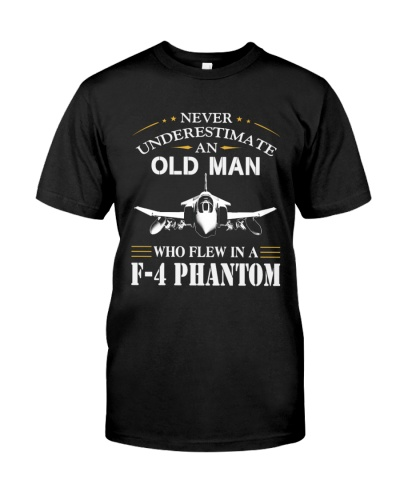 NEVER UNDERESTIMATE AN OLD MAN-PHANTOM