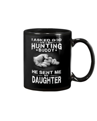 HE SENT ME MY DAUGHTER- HUNTING