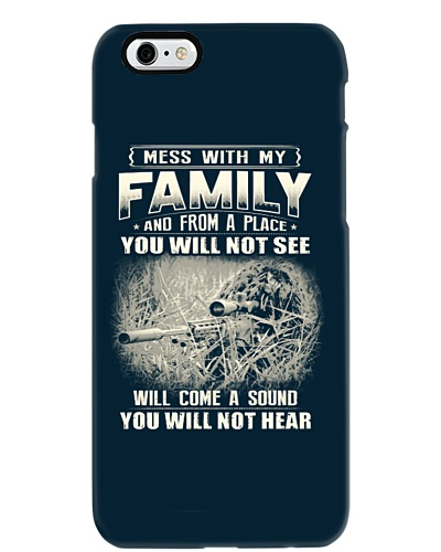 MESS WITH MY FAMILY - HUNTING1
