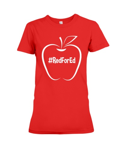 Hashtag RedForEd T-Shirt