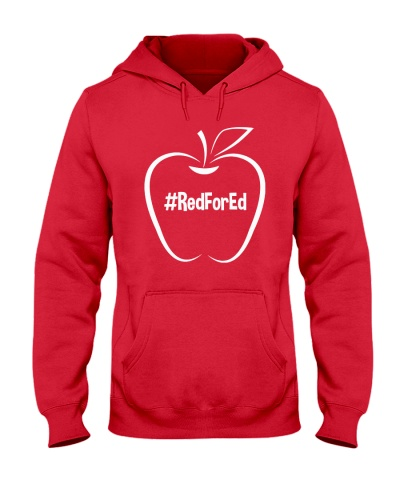Hashtag RedForEd T-Shirt