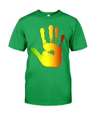 Reggae Hand
