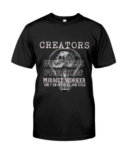 CREATORS- BURN YOUR BRAIN
