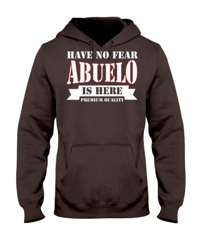 Have No Fear Abuelo Is Here Father's Day Gift Men