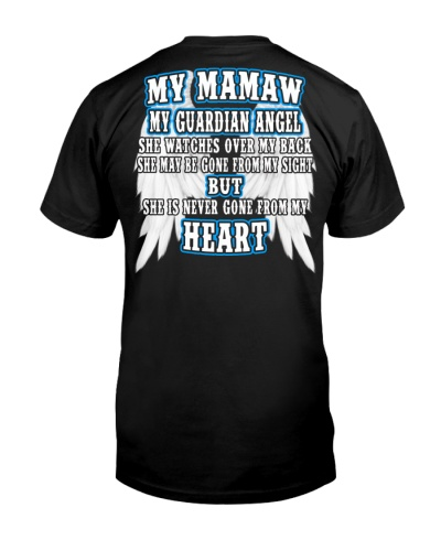 MY MAMAW - MY GUARDIAN ANGEL