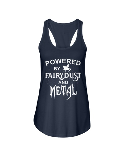 POWERED BY FAIRYDUST AND METAL
