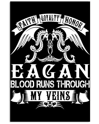 EAGAN - Blood Name Shirts