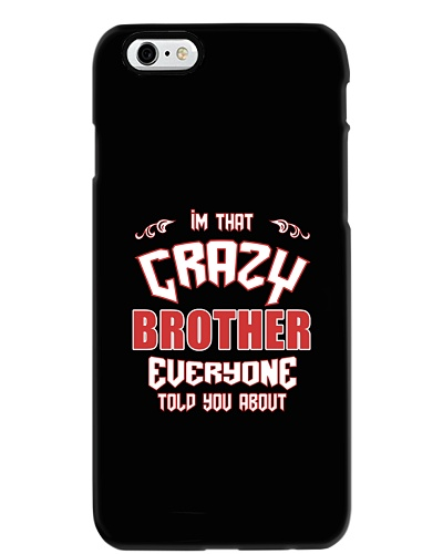 I'm That Crazy Brother