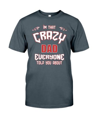 I'm That Crazy Dad