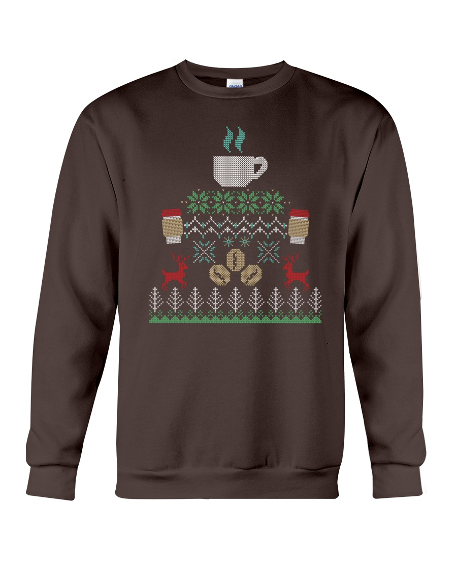 Coffee Lover Ugly Sweater