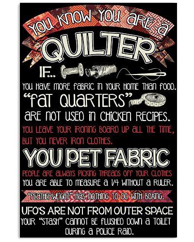 Quilter's code